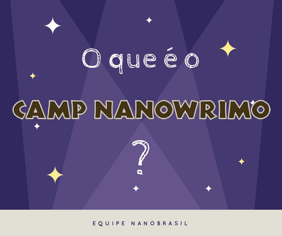 O Camp NaNo pode dar aquela forcinha na sua escrita