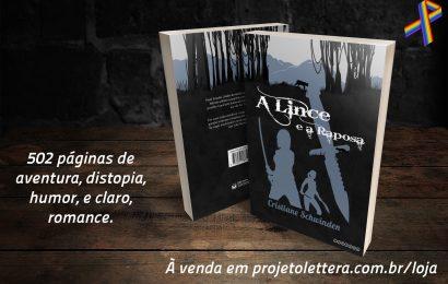 Press release de A Lince e a raposa